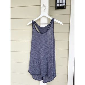 Lululemon•Blue Tank Top